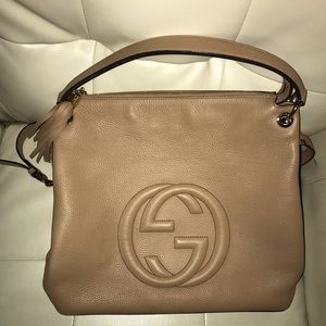 Gucci Large Soho Hobo